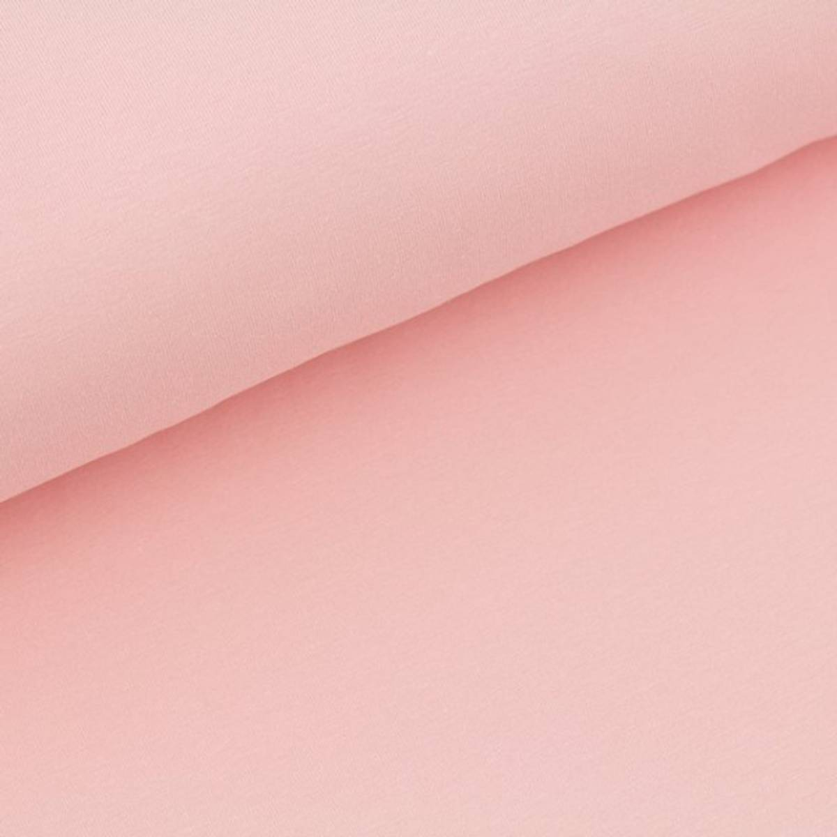 Økologisk jersey, peach rose
