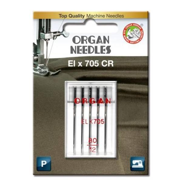 Bilde av Organ ELx705 krom 80