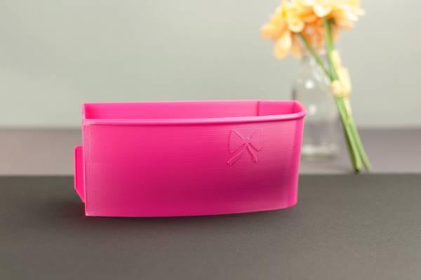 Bilde av Avfallsbeholder, Gloria/Ovation, rosa