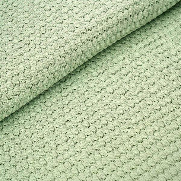 Bilde av Økologisk bomullsstrikk, bubbles pastellgrønn